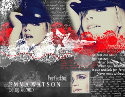 Emma Watson Wallpaper 2 by MarySeverus