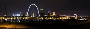 My St. Louis Blues by Katastrophey