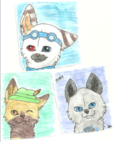 .:Traditional HS Trades:. by oOCupcakeOo