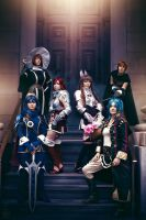 Fire Emblem Awakening ~ The Shepherds by dangerousladies