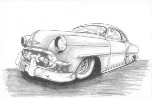 53 chevy by drewivy