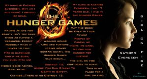 Hunger Games Quotes by EveOmega