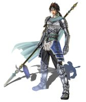 "Zhao Yun from ""DW6"" by DW3Girl"