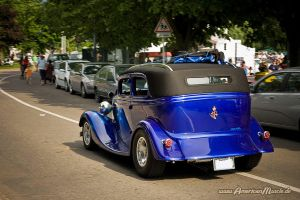 ford Sedan Hot Rod by AmericanMuscle