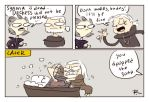The Witcher 3, doodles 198 by Ayej