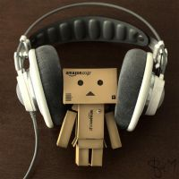 Headphones for Danbo by Bolm