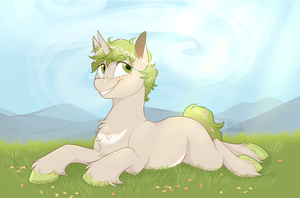 Hawthorn by hathound