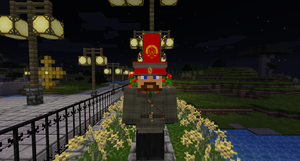 Minecraft 64x64 Soviet Diamond Armor by Lemmy-koopaling