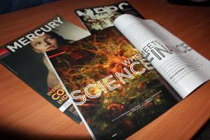 Mercury Mag Feature #2 by Pasternak
