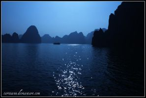 Ha Long Bay by tarzzann