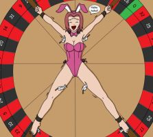 My kind of Roulette: Tickled by LureDA