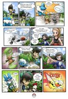 CHAPTER 1, Page 19: Restrain It With Grass Knot by Trainer48
