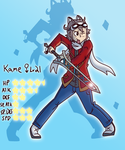 New ID: Anime Sword Style by Kame-Ghost