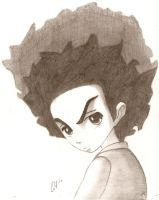 Huey Freeman by Wolf8891