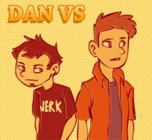 Dan Vs by PerianArdocyl