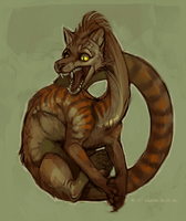 Dragoncat by LiLaiRa