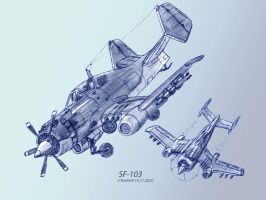 SF-103 by TheXHS