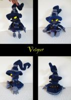Veigar plush by nfasel