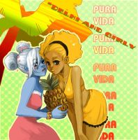 delhi and girly - pura vida by missveryvery