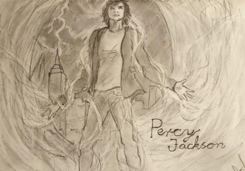 Percy Jackson by Fruisir