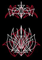 pinstriping by AnimalDrummer81