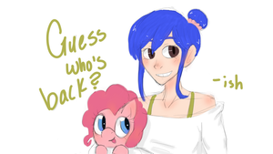 Guess who's back?-ish by yellowvest123