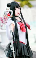 Sailor Pluto by loveweeds