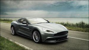 Aston Martin Vanquish 2013 by apple-yigit-jack
