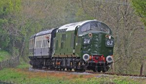 D6737 at Caddaford Curve by GB-Railways