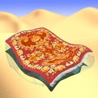 Flying Carpet by Echolaitoc