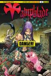Vampblade issue #3 cover 90sRisque variant by Dany-Morales