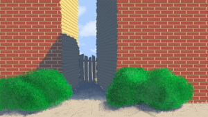 Alley Way by Krist-Silvershade