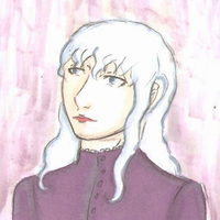 Griffith Doodle by Bluejotain