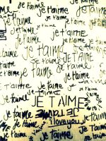 je t'aime by forever-is-overrated