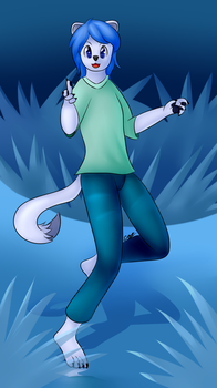 Ermine sona by extreme-sonic