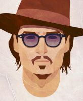 JOHNNY DEPP by Alt0174