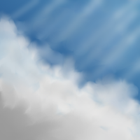 Clouds Practice by JamaLeH