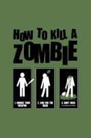 How to kill a zombie by KoR77