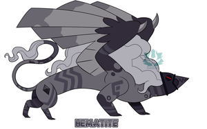 {C] - Corrupted Hematite by FloofHips