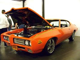 '69 Pontiac Judge by DetroitDemigod