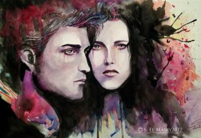 Edward and Bella by Noosha77