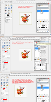 Steps on How to Animate in GIMP by Unsuspicious-Pizza