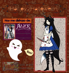ITO Meme Halloween :Dan::...Alice Madness Returns by gisselle50