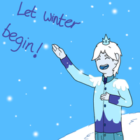 It's Winter! by Ask-Snow-Prince