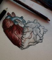 Two Hearts (WIP) by psychopath567