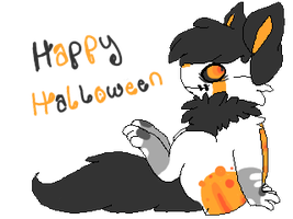 Happy Halloween by alinoravanity