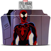 Spiderman Unlimited Icon Folder by Mohandor