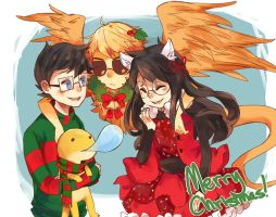 Merry Christmas by waltza