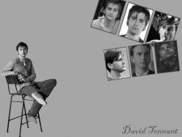David Tennant Wallpaper 2 by pfeifhuhn