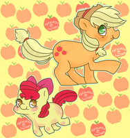 Applejacks for Breakfast by confetti-cake